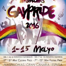 Gay Pride Maspalomas 2016