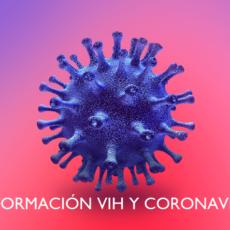 Dudas sobre VIH Y Nuevo Coronavirus