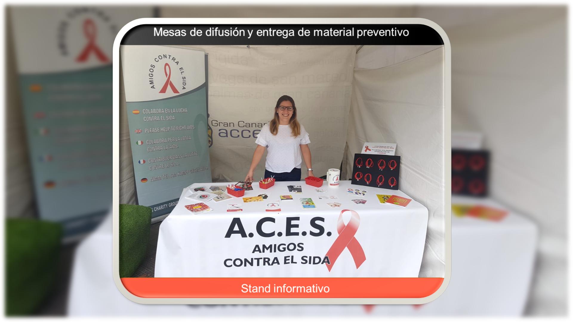 Stand Informativo 4